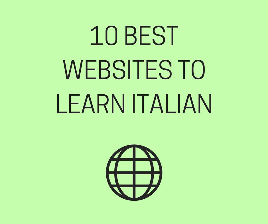 DMW 10 Best Websites To Learn Italian